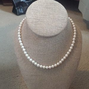 Jewelry - Authentic freshwater pearl necklace